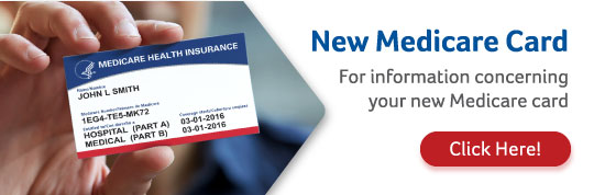 New Medicare Card Banner | Medicare Advantage Plans | Louisiana Medicare Plans | Medicare Advantage | Council on Aging